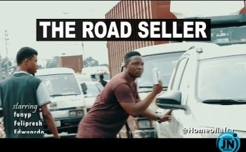 Homeoflafta Comedy - The Road Seller's Part 1
